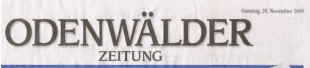 Odenwälder Zeitung